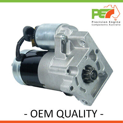 *OEM QUALITY* Starter Motor For Holden Caprice Vs Series 2 3.8l Ecotec Ln3/l36
