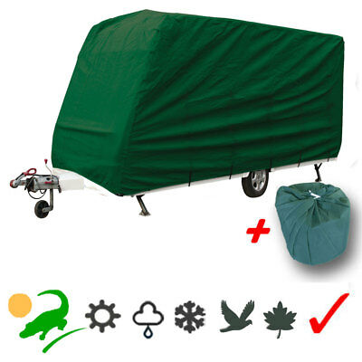 Crocodile Full Breathable Caravan Cover Protector 21-23'. 3 Sizes,Spares Stocked
