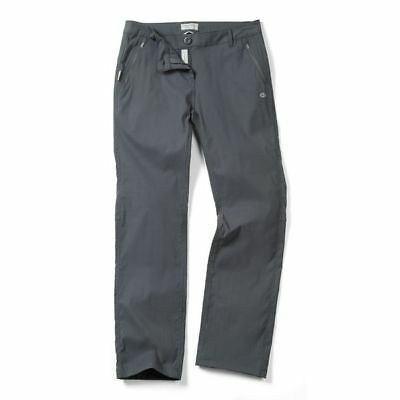Women's Craghoppers Kiwi Pro Stretch Trousers. Main Colour Graphite Grey