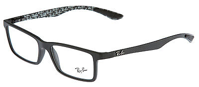 "Ray Ban RB 8901 5263 GR 55 ""CARBON"" BRILLE! ORIGINAL NEU!! OPTIKERFACHGESCHÄFT!!"