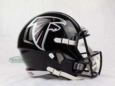 NEW Atlanta Falcons NFL Riddell Replica Speed Gridiron Helmet