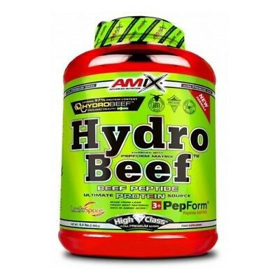 Amix Nutrition - High Class HydroBeef Peptide Protein - 2000gr proteína de carne
