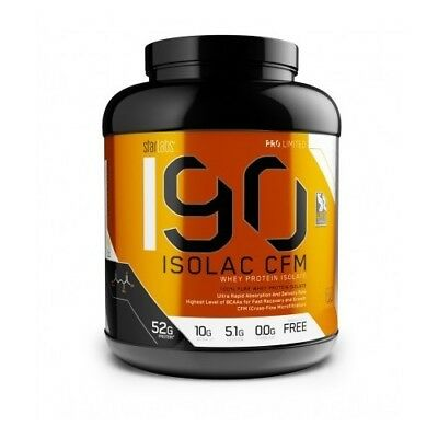 StarLabs Nutrition - I 90 Isolac CFM Protein whey protein isolate - 1.800gr