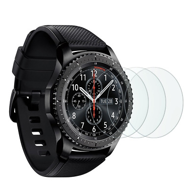 Clear HD Screen Protector Tempered Glass Films Accessories for Samsung Gear S3