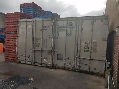 5 x 20ft Refrigerated / Freezer Shipping Containers - MUST GO ASAP