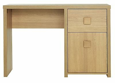 HOME Eden Office Desk - Oak Effect. From the Official Argos Shop on ebay