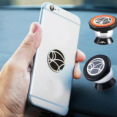 Universal 40mm Car Air Vent Holder Metal Plate Magnetic Mount Magnet For Phone