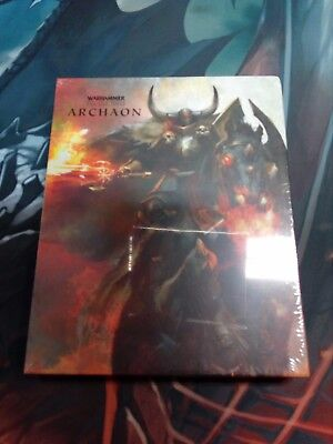 Regelbuch The End Times Archaon Warhammer Fantasy Age of Sigmar OVP