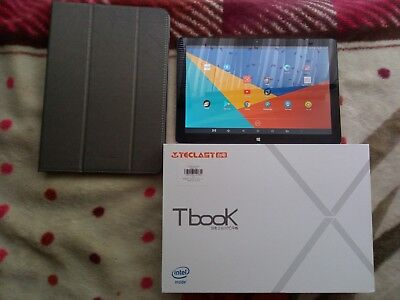 Teclast Tbook 12 Pro 2in1 (android + Windows) FullHD 12,2 Zoll Tablet Dual boot