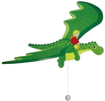 "Mobile en bois Goki 52932 ""Le Dragon"""