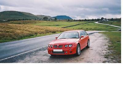 2001 MG ZT-T V6 190+ FSH, One owner, from NEW, 109,421miles. lowest ever price