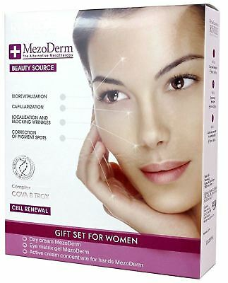Revuele Anti-Wrinkle, Muscle Relaxation,Cell Renewal Face Cream Gift Set for her