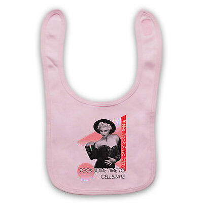Holiday Unofficial Madonna You Can Dance Pop Music Icon Baby Bib Cute Baby Gift