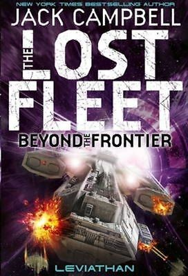 Lost Fleet: Beyond The Frontier - Leviathan by JACK CAMPBELL (PAPERBACK)