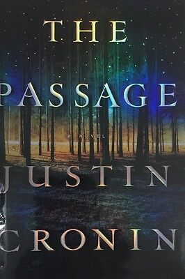 The Passage Trilogy: The Passage Bk. 1 by Justin Cronin (2010, Hardcover /...