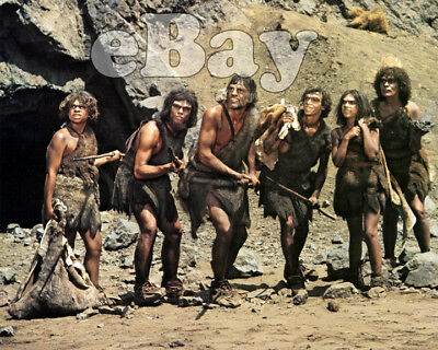 Rare! KORG 70,000 B.C. Color TV Photo HANNA BARBERA Studios
