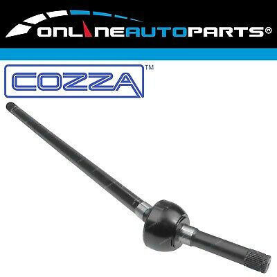 Left CV Joint Axle Drive-Shaft suits Patrol GQ Y60 1988-1997 SWB + LWB 4wd Wagon