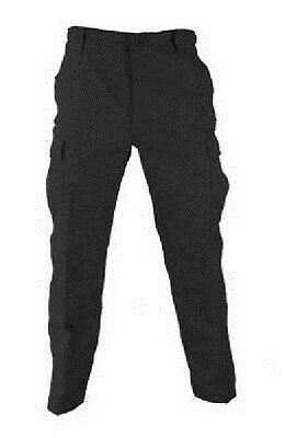 US PROPPER Army BDU Military Hose pants Feldhose schwarz black MR Medium Regular