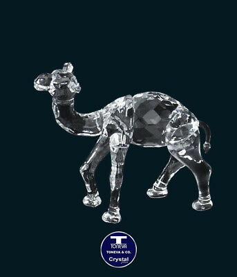 "[SPECIAL OFFER] ""Camel"" Austrian Crystal Figurine was AU$78.00"