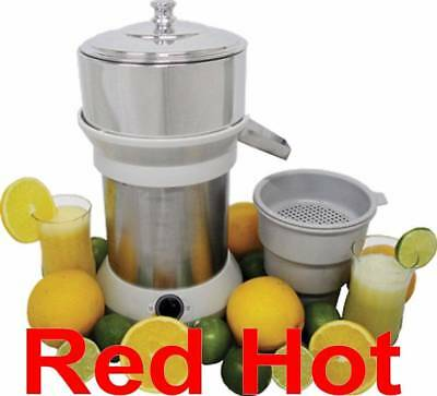 Omcan 10865 Citrus Fruit Juicer 1/4 Hp Juice Extractor Free Shipping