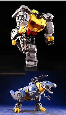 Transformation grimlock unassembled plastic model action model