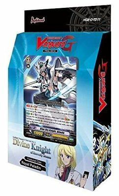"""Cardfight Vanguard 14942 """"G Divine Knight of Heavenly Decree Trial Deck"""" Toy"""