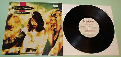 """Babes In Toyland - The Peels Sessions - 1992 Numbered 8 Track 10"""""""