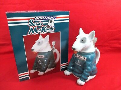 2000 Bud Light Spuds MacKenzie Beer Stein CS445/#1966