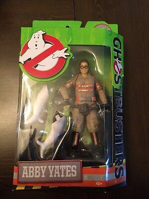 NEW Ghostbusters Abby Yates 2016 Mattel Action Figure