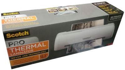 "Scotch Pro 12-1/2"" Thermal Laminator Machine No pouches"