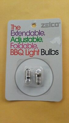 Itty Bitty Light/ BBQ Light Replacement Bulbs, 2 bulbs/pkg 4.8V 0.5A