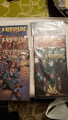 witchblade comic