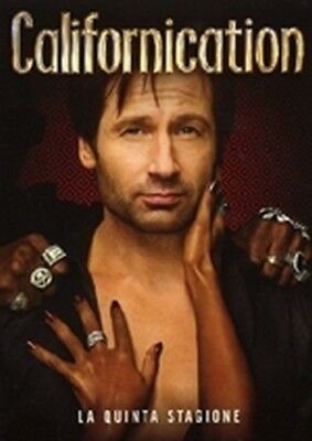 Californication - Stagione 05 (3 DVD) - ITALIANO ORIGINALE SIGILLATO -