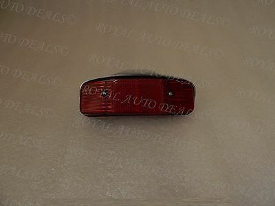 Lambretta Tail Light Lamp Metal Polished Alloy Li Series 1 2 3 150