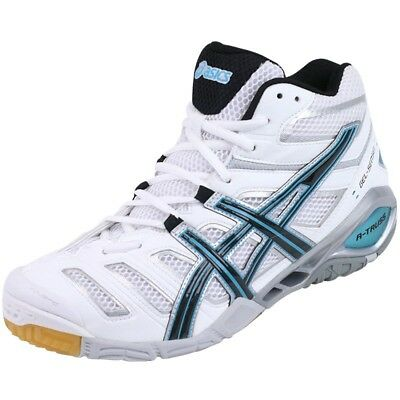Chaussures Gel Sensei 4 Montante Blanc Volley-Ball Homme Asics