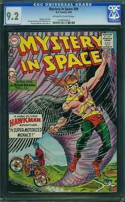 Mystery in Space #89 (DC, 1964) CGC NM- 9.2     CGC#1039996005