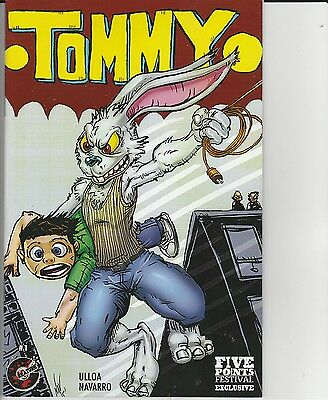 Tommy 1 Creature Entertainment 5 Points Exclusive Amazing Fantasy 15 Homage Nm