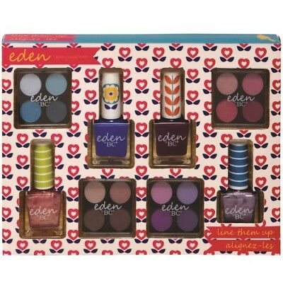Super EDEN Teenager Nagellack + Lidschatten Collection 20 teilig