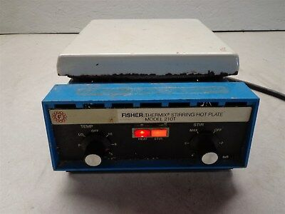 Fisher Thermix Stirring Hot Plate Model 210T
