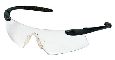 12 Pairs Of Brand New Crews Desperado Safety Shooting Glasses Black Clear Nib