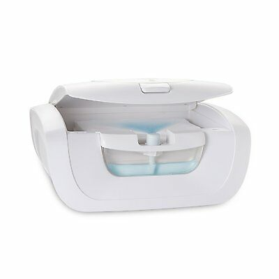 Munchkin Mist Wipe Warmer Baby Comfort Holds 100 Fresh Wipes New FREE SHIPPING
