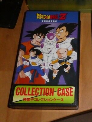 Dragon Ball Z Gt Dbz Rare Card Boite/Box Collection Case Carte #101