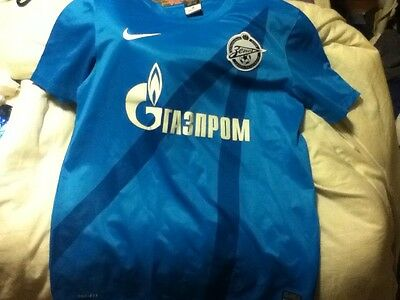 zenit st petersburg (russia) Football Shirt With Name Number🇷🇺