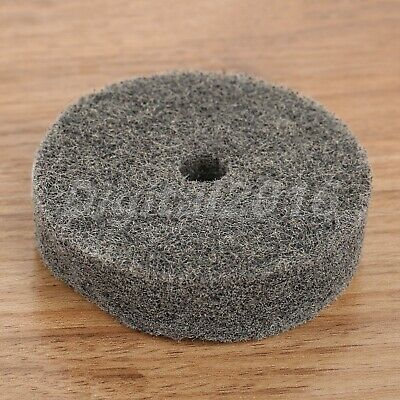 High Quality Fiber Polishing Buffing Wheel Pad Abrasives Grinder Rotary Tool 3""