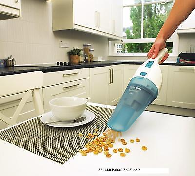 Black & Decker Home Dustbuster Cordless Small Hand Vacuum Cleaner Portable 4.8V