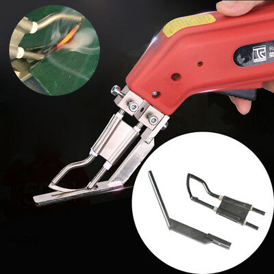 Knife Blade with Cutting Foot of Electric Hand Held Hot Knife Rope Cutter