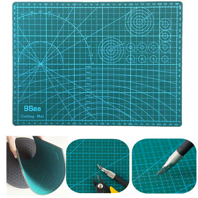 A1 A2 A3 A4 PVC Thick Self Healing Cutting Mat Craft Quilting Art DIY Grid Lines