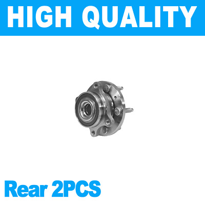 1pair REAR Wheel Hub Bearing Assembly for LINCOLN MKS 09-14 MKT 10-14 MKX 11-14