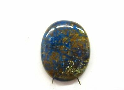 Azurit Azurite Cabochon 27x21,8 mm 27 ct. U19264
