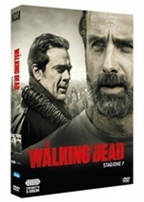 The Walking Dead - Stagione 7 (5 DVD) - ITALIANO ORIGINALE SIGILLATO -